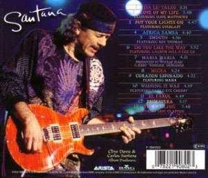 Santana: Supernatural (CD) - Bild 2