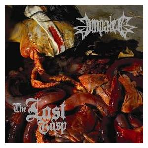 Impaled: Last Gasp, The - Cover