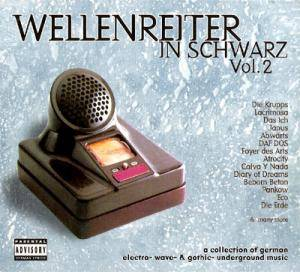 Wellenreiter In Schwarz Vol. 2 - Cover