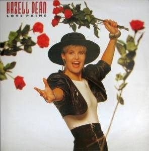 Hazell Dean: Love Pains - Cover