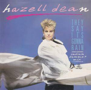 Hazell Dean: They Say It's Gonna Rain - Cover