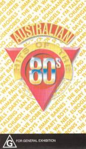 Cover - Jimmy Barnes: Australian Hits Of The 80's