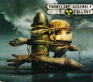 Front Line Assembly: Fallout - Cover