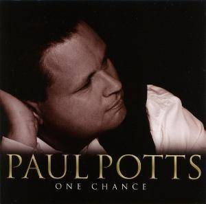 Paul Potts: One Chance - Cover