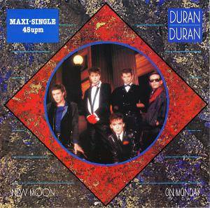 Duran Duran: New Moon On Monday - Cover