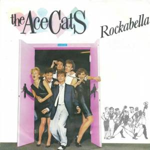 Cover - Ace Cats, The: Rockabella