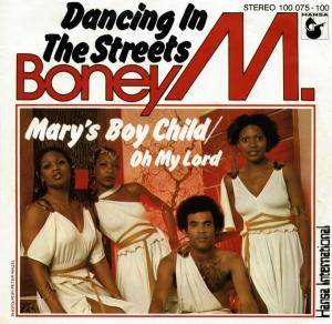 Boney M.: Mary's Boy Child / Oh My Lord - Cover