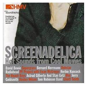 Screenadelica: Hot Sounds From Cool Movies - Cover