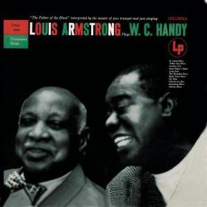Cover - Louis Armstrong: Louis Armstrong Plays W.C. Handy