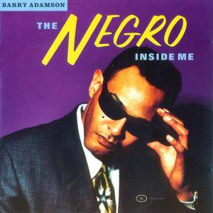 Cover - Barry Adamson: Negro Inside Me, The