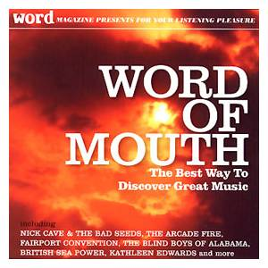 Word Magazine 027 - Word Of Mouth - Cover