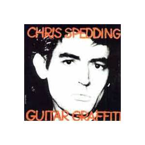 Chris Spedding: Guitar Graffiti - Cover