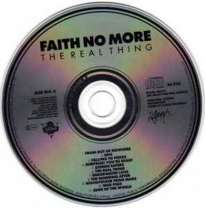 Faith No More: The Real Thing (CD) - Bild 3