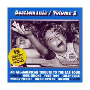 Cover - Vince Guaraldi & Bola Sete: Beatlemania / Volume 2: An All-American Tribute to the Fab Four