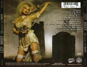 Lizzy Borden: Appointment With Death (CD) - Bild 4