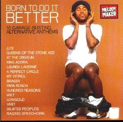 Cover - Various Artists/Sampler: Melody Maker: Born To Do It Better