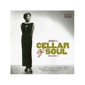 Kent's Cellar Of Soul - Volume 3 - Cover