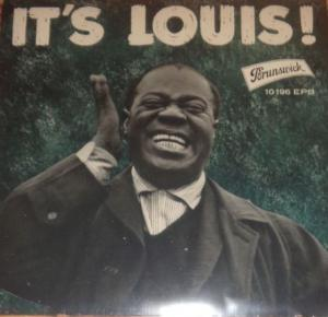 Louis Armstrong: It's Louis! - Cover