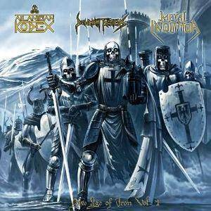 Cover - Delirium Tremens: New Age Of Iron Vol. 1 - Teutonic-Swedish Alliance