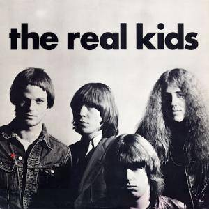 The Real Kids: Real Kids, The - Cover