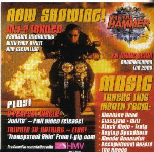 Cover - Occupational Hazard: Metal Hammer 077 - August 2000