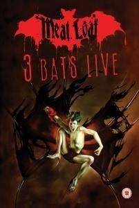 Meat Loaf: 3 Bats Live - Cover