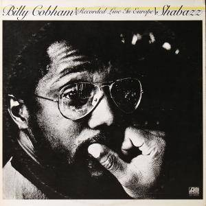 Billy Cobham: Shabazz - Recorded Live In Europe - Cover