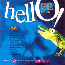 Various Artists/Sampler - Q 128 - Hello! - The Best New Music Of 1997