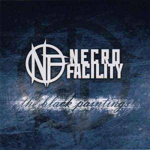 Cover - Necro Facility: Black Paintings, The