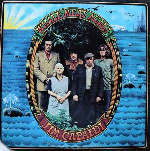 Cover - Jim Capaldi: Whale Meat Again