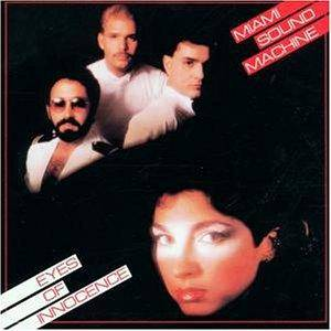 Miami Sound Machine: Eyes Of Innocence - Cover