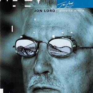 Cover - Jon Lord: Pictured Within