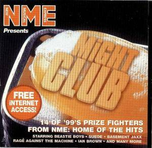 Cover - Campag Velocet: NME Presents Might Club