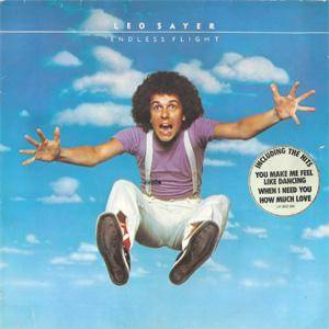 Cover - Leo Sayer: Endless Flight
