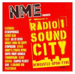 Cover - Campag Velocet: NME Presents Radio 1 Sound City Newcastle-Upon-Tyne