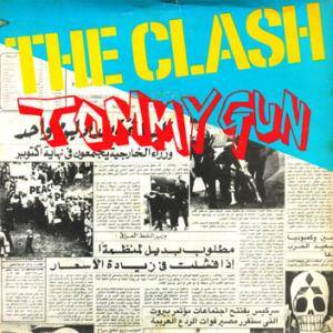 Cover - Clash, The: Tommy Gun