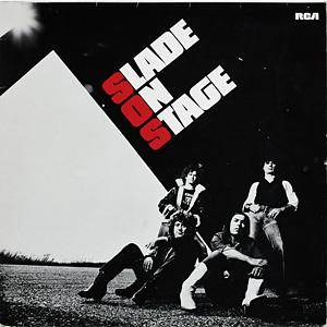 Slade: Slade On Stage (LP) - Bild 1