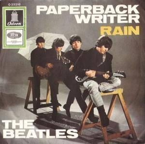 The Beatles: Paperback Writer - Cover