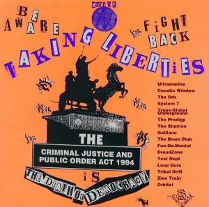 Taking Liberties - Cover