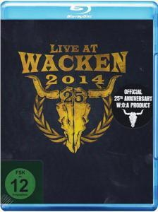 25 Years Of Wacken - Snapshots, Scraps, Thoughts & Sounds - Cover