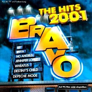 Bravo - The Hits 2001 - Cover