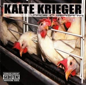 Cover - Kalte Krieger: Made In Germany