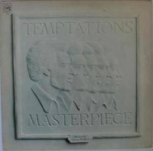 The Temptations: Masterpiece - Cover
