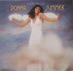 Donna Summer: Love Trilogy, A - Cover