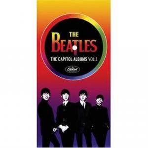 The Beatles: Capitol Albums Vol. 1, The - Cover