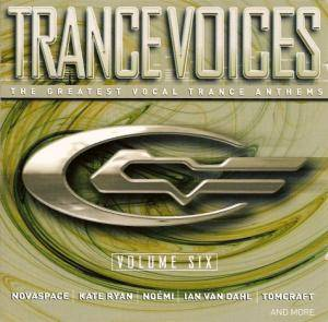 Cover - Sun Decade: Trance Voices Volume Six