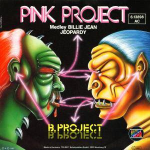 Pink Project: B. Project - Cover