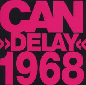 Can: Delay 1968 - Cover