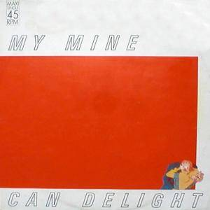 My Mine: Can Delight - Cover