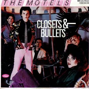 Cover - Motels, The: Closets & Bullets